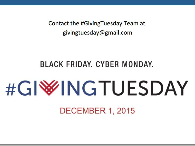 Celebrate #GivingTuesday and The Beta Launch of The iDonor