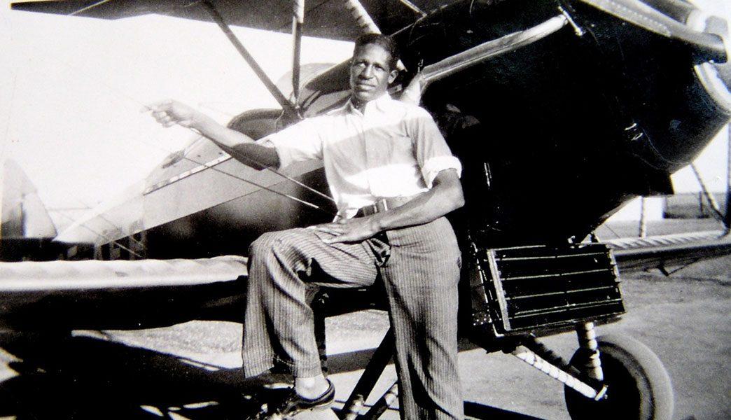 Hidden Genius The Black Engineer Behind Howard Hughes